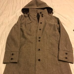 Eddie Bauer Women's Trench Coat Medium